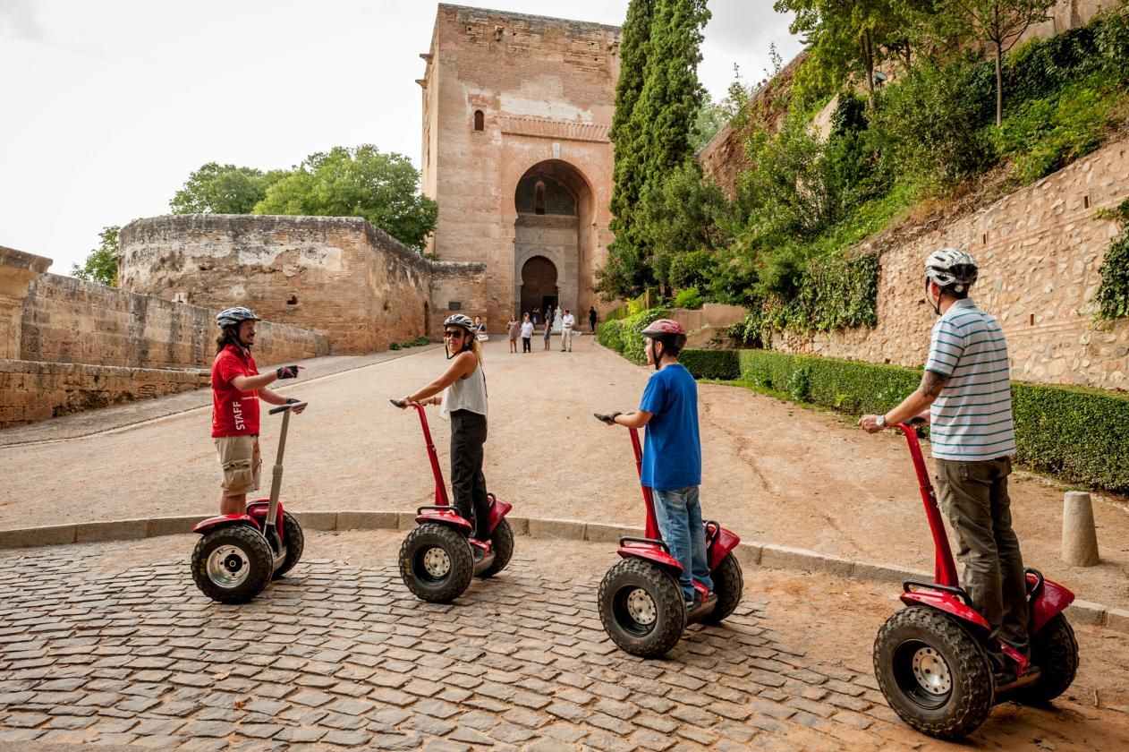 FOTO SEGWAY PUBLI IDEAL